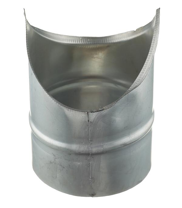 Врезка оцинкованная для круглых стальных воздуховодов d100х100 мм врезка оцинкованная для круглых стальных воздуховодов d200х200 мм