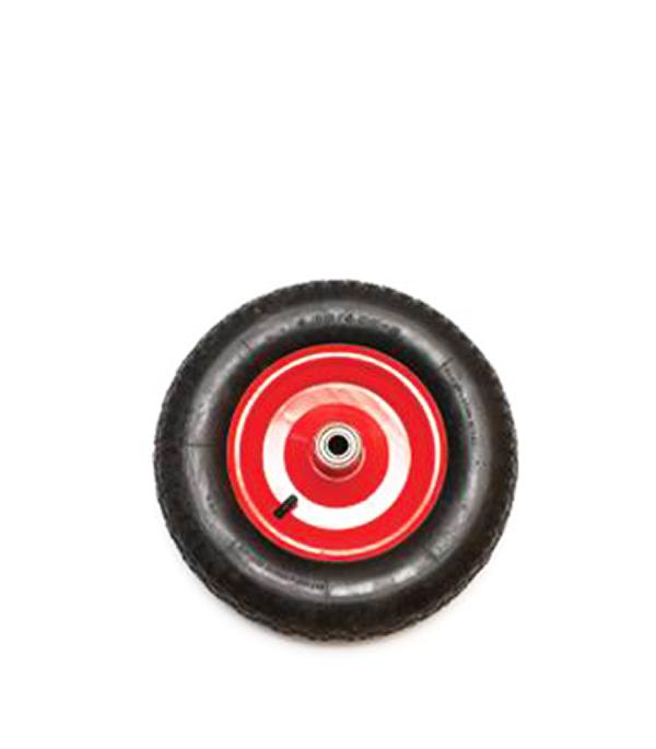 Колесо с камерой для тачек колесо к тачке садовой пневматическое