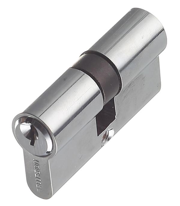 Цилиндровый механизм Palladium AL 60 CP хром цилиндровый механизм palladium al 70 t01 cp хром