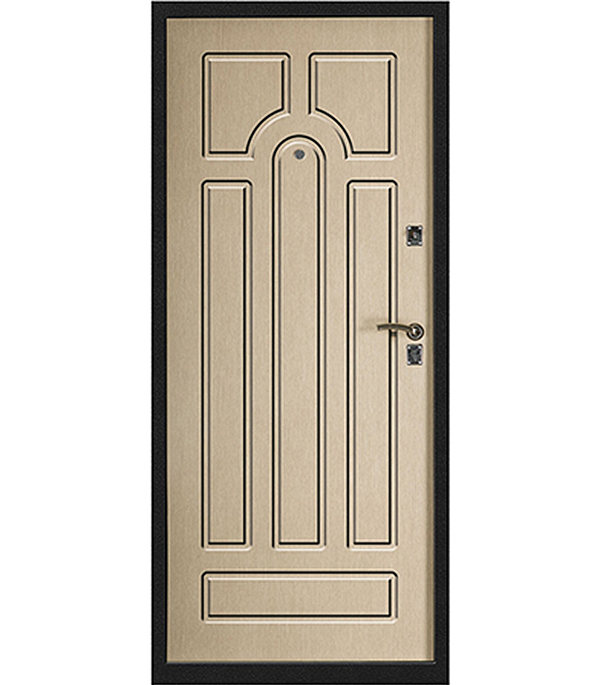 Дверь входная BMD Легенда 950х2052 мм правая
