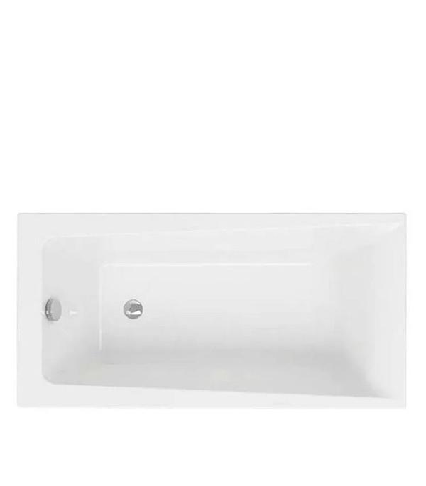 Ванна акриловая CERSANIT Lorena 140х70см акриловая ванна cersanit smart 170 l