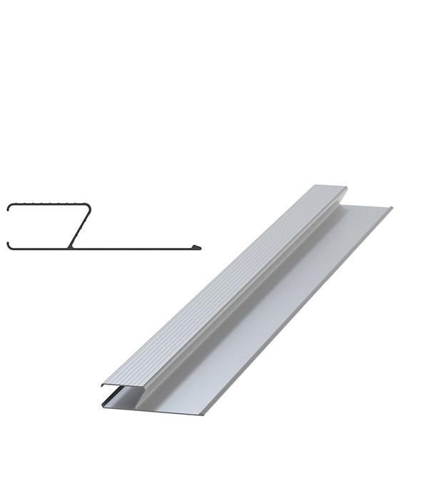 Правило алюминиевое h-образное 1.5 м