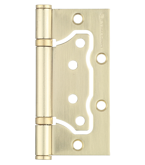 Петля накладная Palladium 2BB-100 SB матовая латунь петля левая palladium n 613 s 4 sb матовая латунь