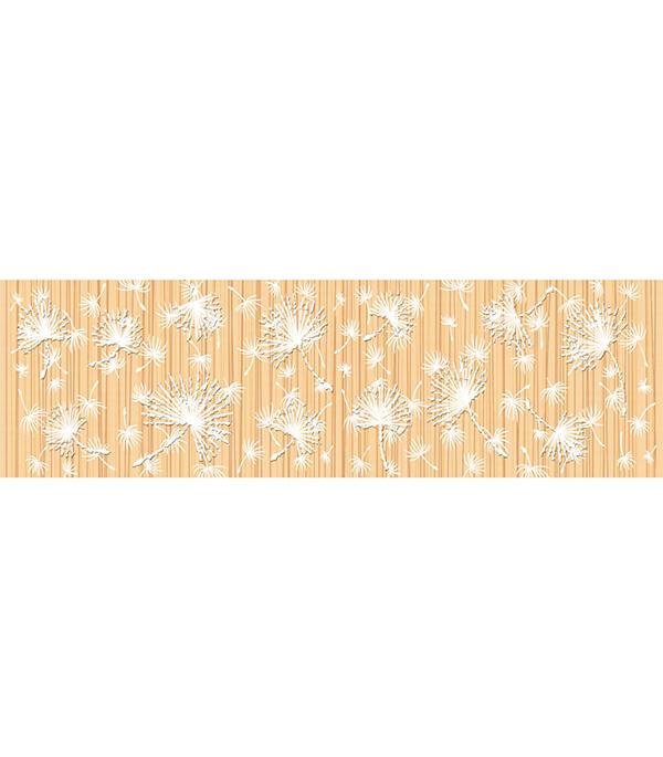 Плитка бордюр Light 200х60 мм бежевая плитка бордюр стеклянный 600х20х8 мм эрантис золотой