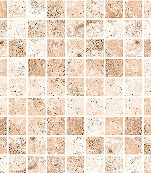 Купить Керамогранит декор 300х300х9 мм мозаика Tivoli/Грасаро, GRASARO, Бежевый