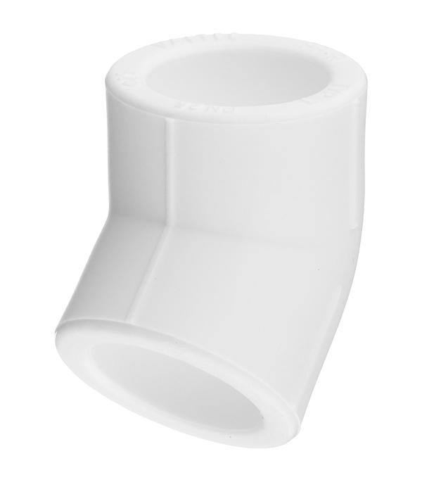 Угол полипропиленовый 25 мм, 45° Valtec