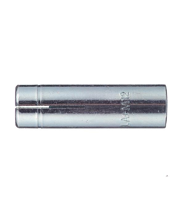 Анкер забивной стальной Sormat 12 LA (10 шт) анкер с петлей рым болтом 6 10 шт rawlplug