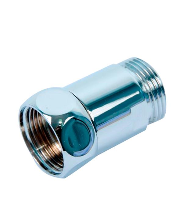 Соединитель прямой г/ш 3/4х1/2 для полотенцесушителя вентили запорные угловые тера гайка штуцер 3 4х1 2 2 штуки 4704 zz 4704