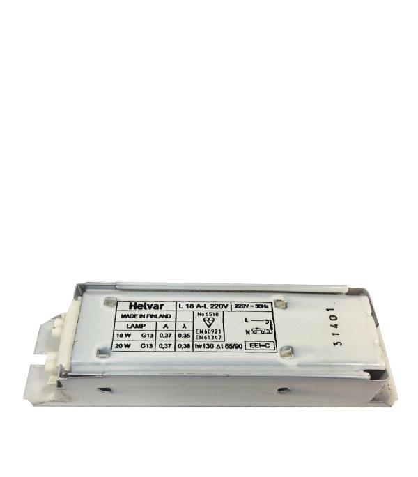 Дроссель электромагнитный ЭмПРА 1х18 Вт