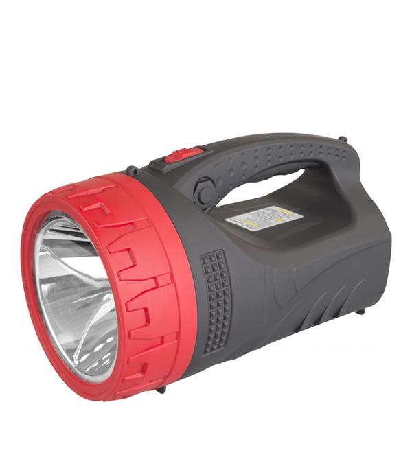 Фонарь-прожектор аккумуляторный светодиодный 5 Вт + плафон 25LED цена