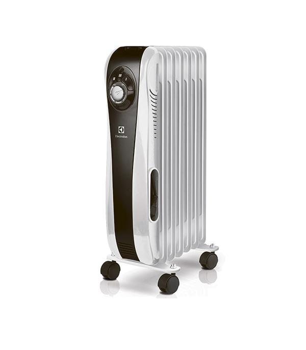 цена на Масляный радиатор Electrolux 1500 Вт 7 секций
