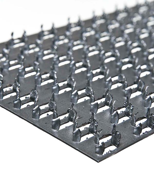 Купить Пластина гвоздевая оцинкованная 129х152х1.0 мм