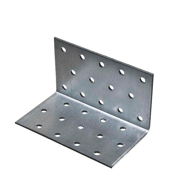 Купить Уголок соединительный оцинкованный 60х60х100х2 мм