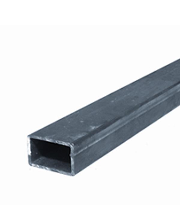 Труба профильная прямоугольная 40х25х2 мм 6 м металлопрокат труба профильная в спб