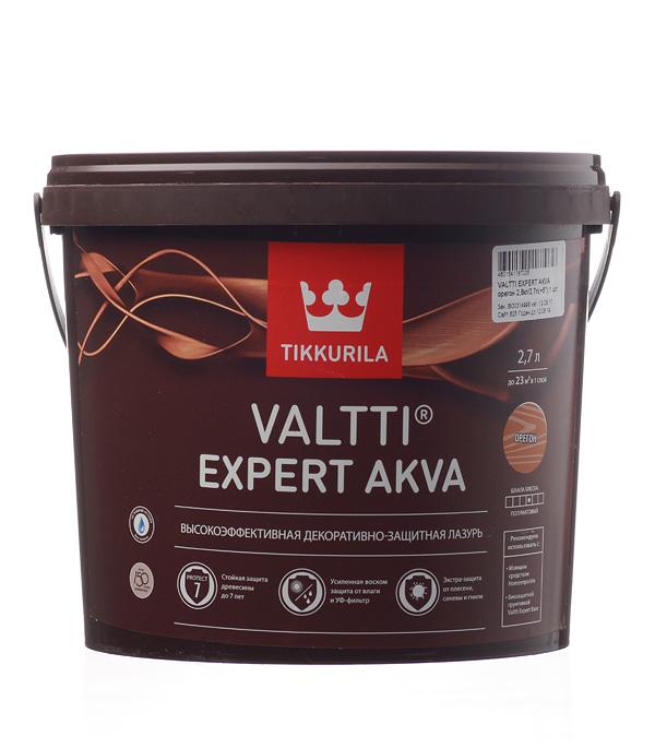 Антисептик Valtti Expert Akva орегон Тиккурила 2,7 л пинотекс classic антисептик дуб 2 7 л