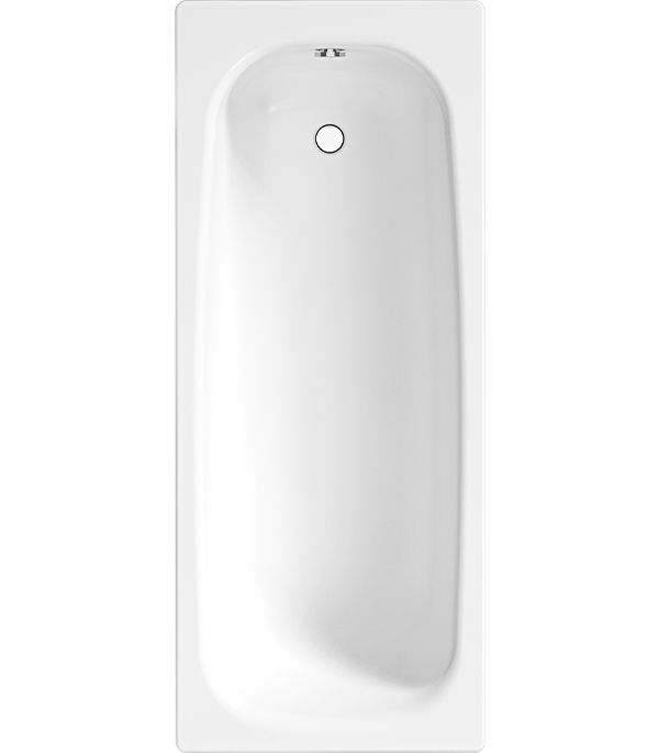 Ванна стальная JIKA Tansa S HG 150х70см толщина 3,5мм без ножек jika cool 3 211b 7 004 261 1 для ванны