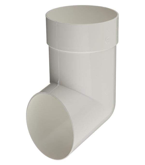 все цены на Колено стока пластиковое Vinyl-On d90 мм белое онлайн