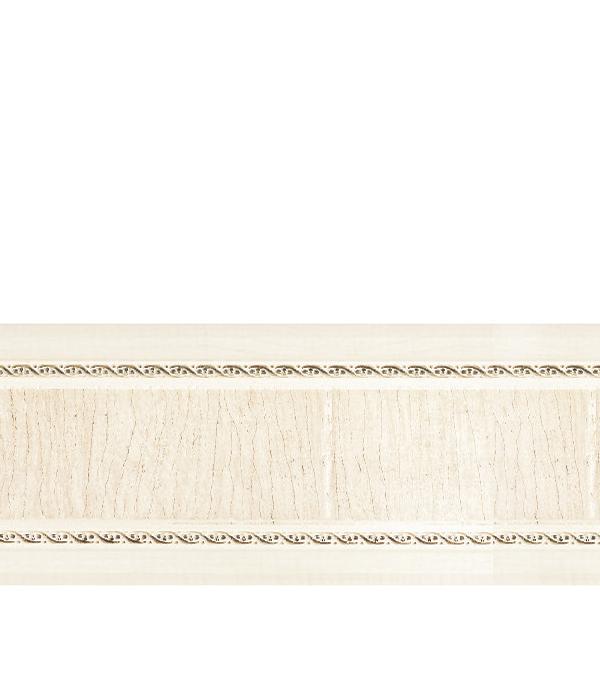 Плинтус (молдинг) из полистирола 42х42х2400 мм Decomaster прованс плинтус молдинг 42х42х2400 мм decomaster прованс
