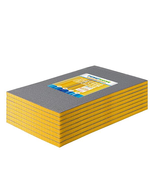 Шумоизоляция Евроблок 1000х600х50 мм