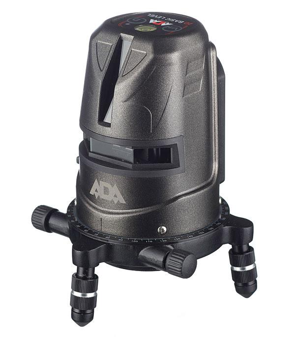 Нивелир лазерный ADA 2D Basic Level все цены
