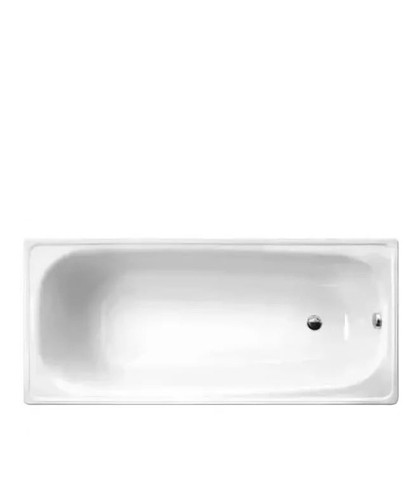 Ванна стальная WHITE WAVE Сlassik 150х75см с ножками толщина 1,7мм wave style pp lid rack white