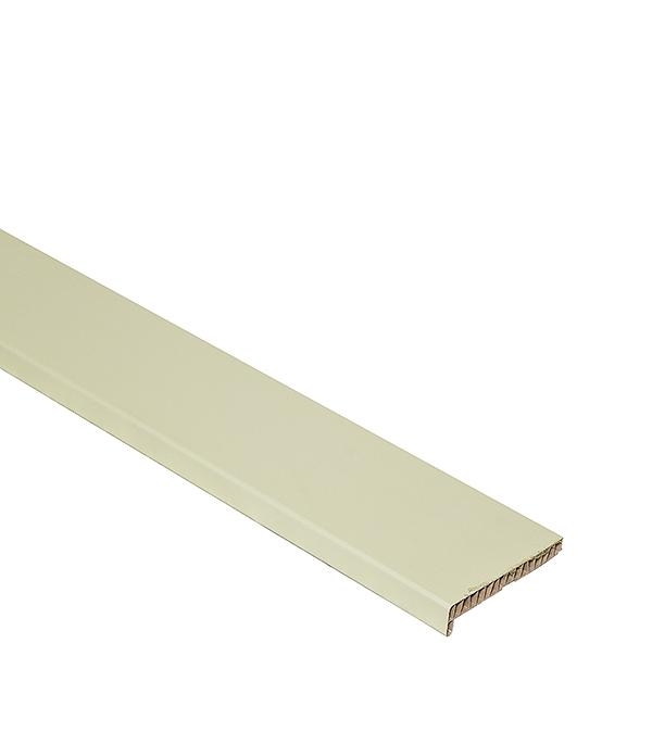 Подоконник пластиковый Стандарт 200х2000 мм белый