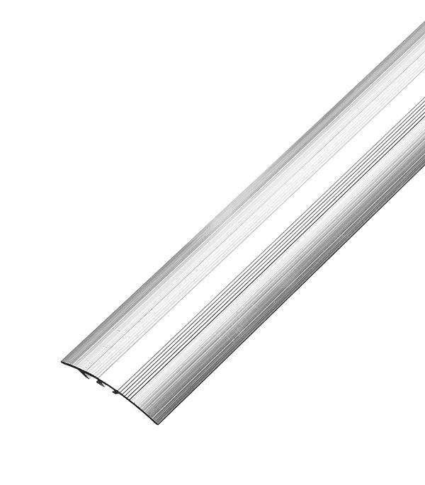 цена на Порог разноуровневый 40х1800 мм перепад до 8мм Без покрытия