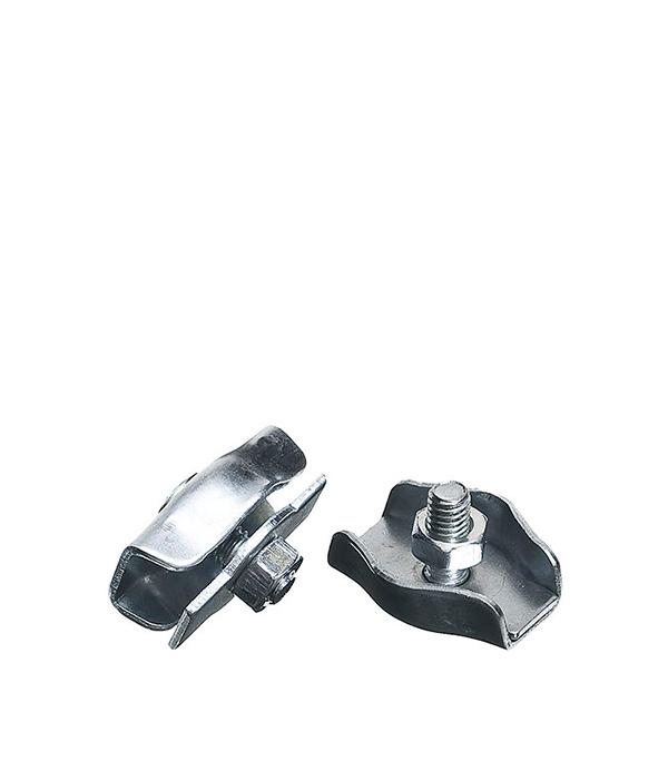 Зажим троса Simplex 2 мм (2 шт), Сталь  - Купить