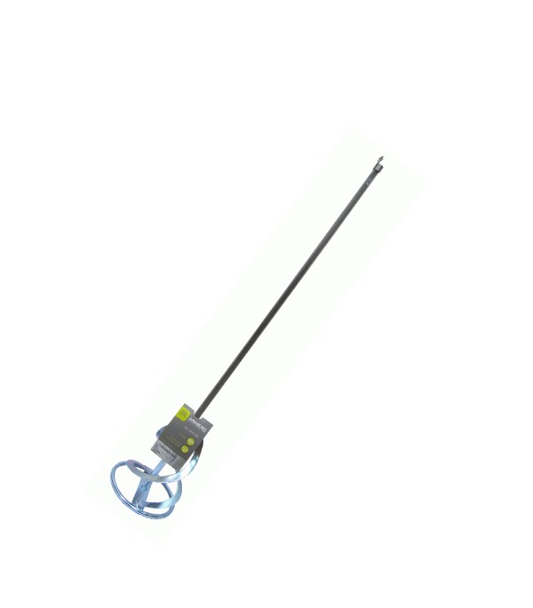 Миксер-насадка для цементных растворов 120х600 мм SDS+ Armero миксер для сухих смесей оцинкованный sds 100х600мм кедр 097 1060