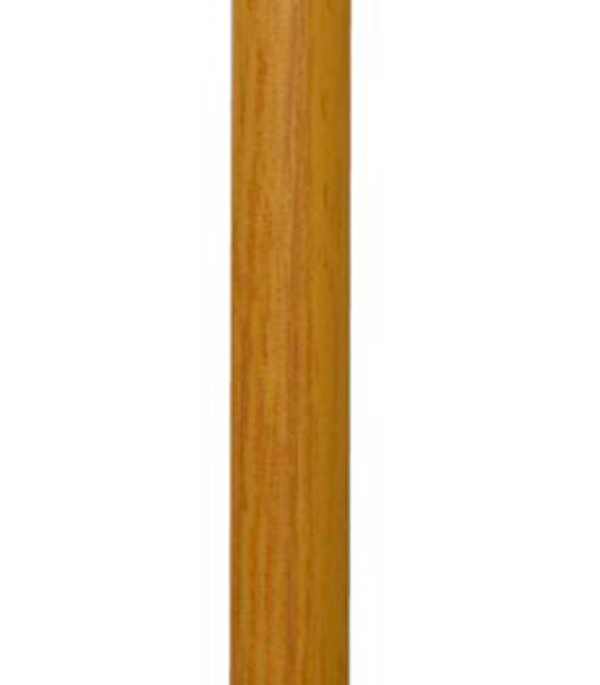 Штапик галтель 10х10х2750 мм дуб натуральный