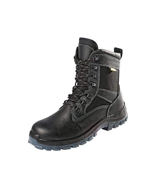 Ботинки строительные натуральный мех, размер 45 Профи