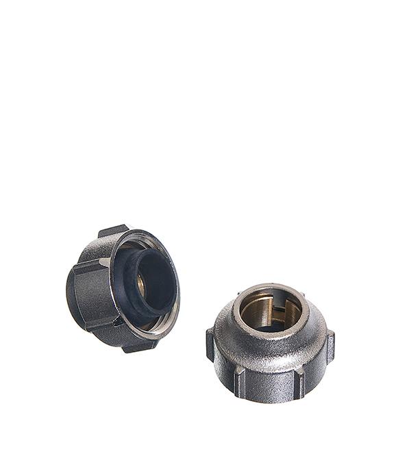 Евроконус Rehau 15 х 3/4 внутр(г) для стальных трубок (2 шт) трубка для радиатора rehau т образная 16 х 15 х 250 мм стальная