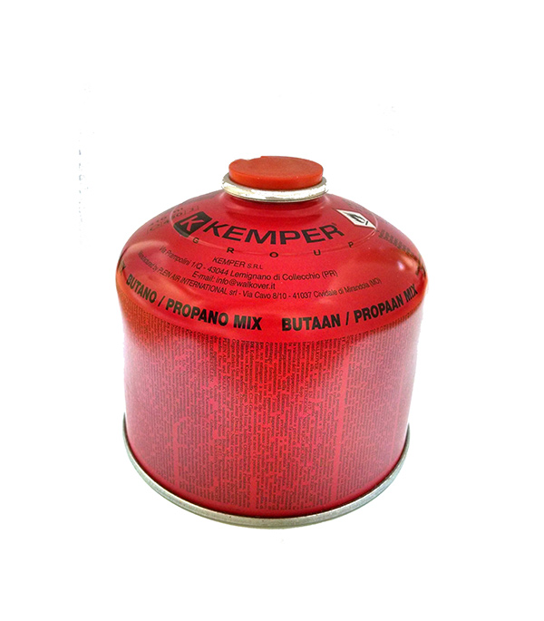 Баллон газовый Kemper PLEIN AIR 410 CIT газовый баллон coleman perfomance c500