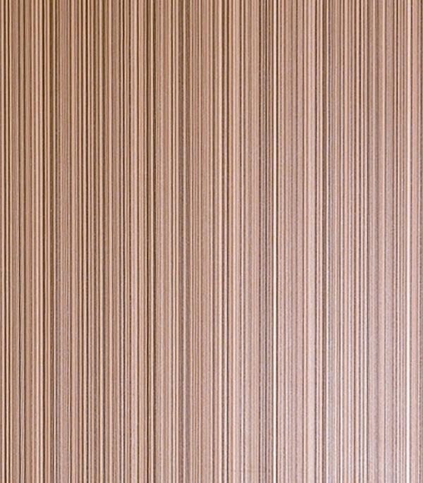 Панель ПВХ ламинированная рипс капучино 250х2700х7,5 мм, Жемчужина