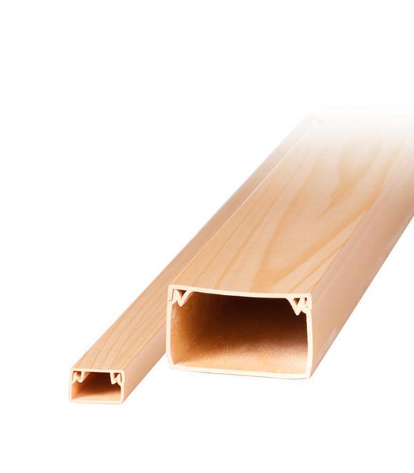 Кабель-канал 25х16 мм под дерево сосна 2 м кабель 25 мм в ростове купить