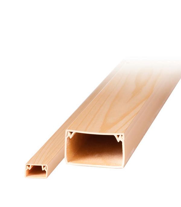 Кабель-канал 40х25 мм под дерево сосна 2 м кабель 25 мм в ростове купить