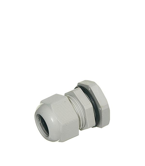 Сальник для ввода кабеля PG 11 d7-9 мм gira gira s 55 алюминий накладка ввода кабеля 027426