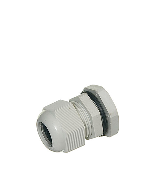 Сальник для ввода кабеля PG 7 d5-6 мм gira gira s 55 алюминий накладка ввода кабеля 027426