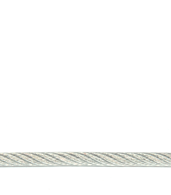 Трос стальной в оболочке PVC d2/3 мм