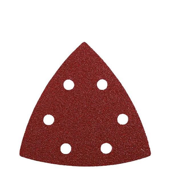 Шлифлист треугольный для МФУ 25 шт P60/120/180, KWB Стандарт