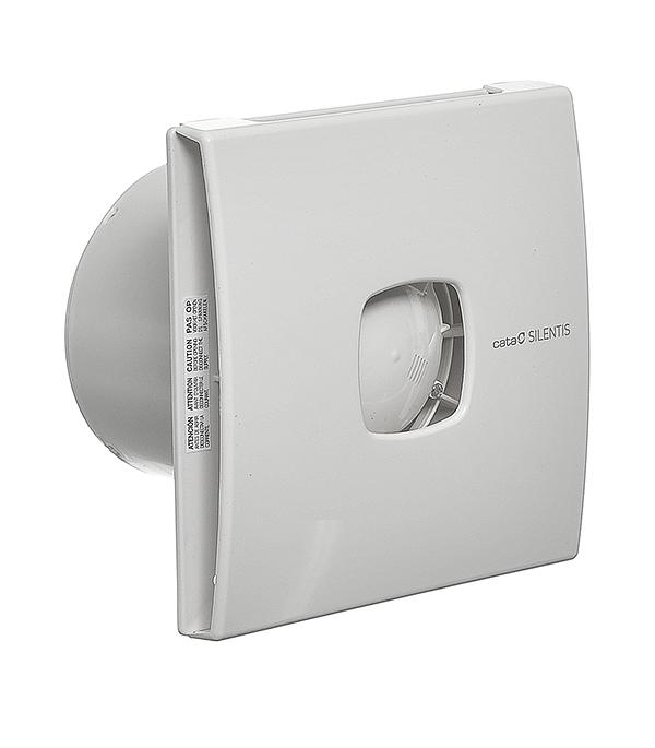 Вентилятор осевой Cata Silentis 12 d120 мм белый  вентилятор осевой d125 мм cata mt 125 белый