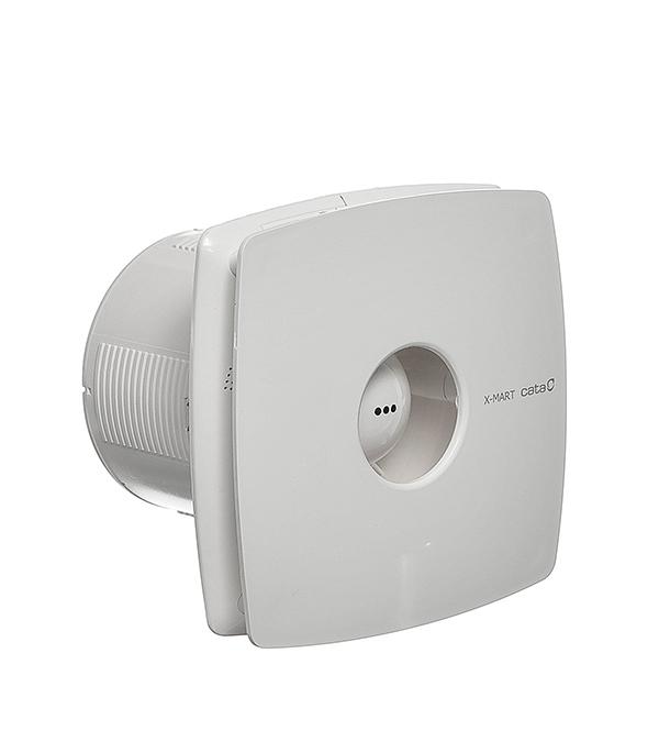 Вентилятор осевой Cata X-Mart 12 d120 мм белый вентилятор осевой d125 мм cata mt 125 белый