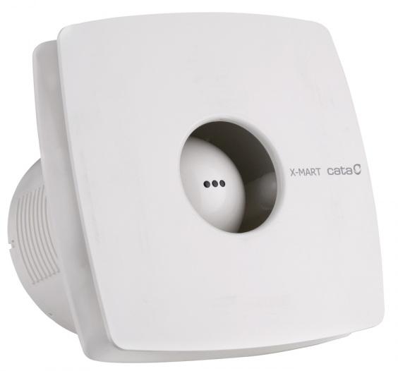 Вентилятор осевой d120 мм Cata X-Mart 12, белый