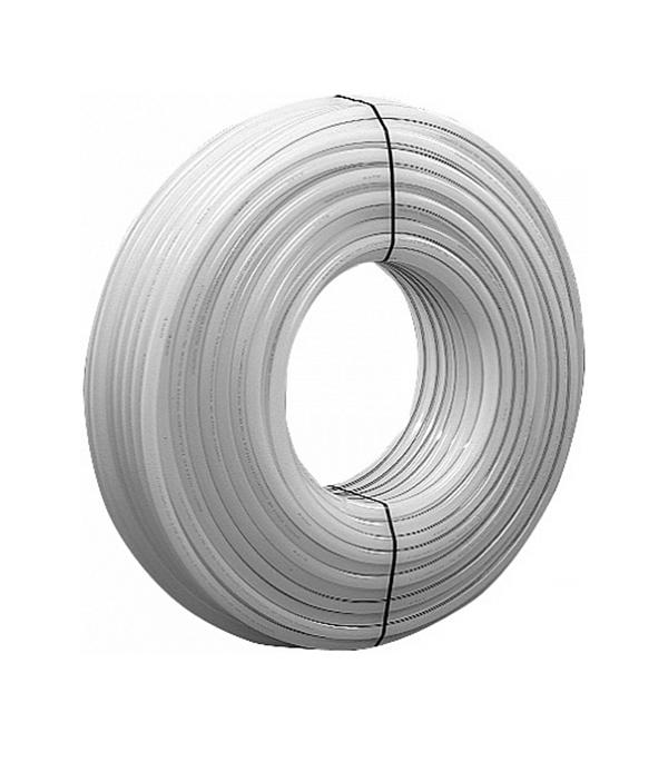 Труба полиэтиленовая 16 x 2,2 мм  PN10 Radi Pipe PE-Xa Uponor белая (бухта 100 м) задвижка pn 16 1