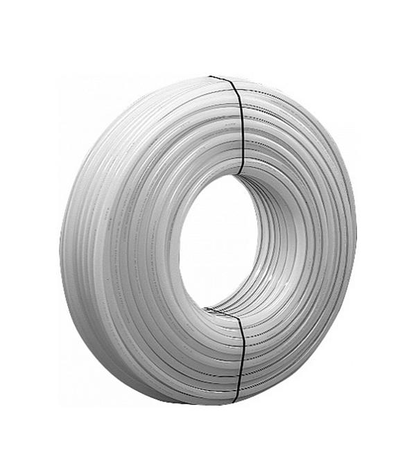 Труба полиэтиленовая 20x2,8 мм PN10 Radi Pipe PE-Xa Uponor белая (бухта 100 м)