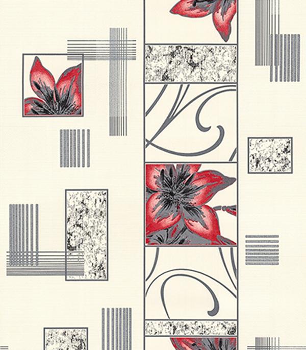 Обои  виниловые на бумажной основе 0,53х10 м   Home Color  арт. 513-15