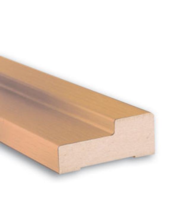 Коробка дверная ламинированная в комплекте Миланский орех 70х2070х28 мм