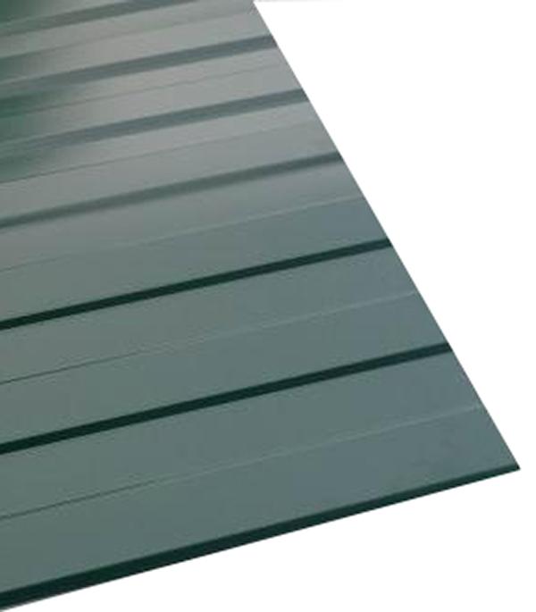 где купить Профнастил С8 1.20х2.00 м толщина 0.37 мм зеленый RAL6005 по лучшей цене