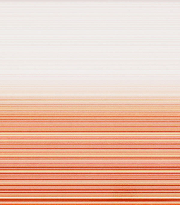 Плитка облицовочная 200х440х8,5 мм Санрайз бежевый с оранжевым (12 шт = 1,05 кв.м)