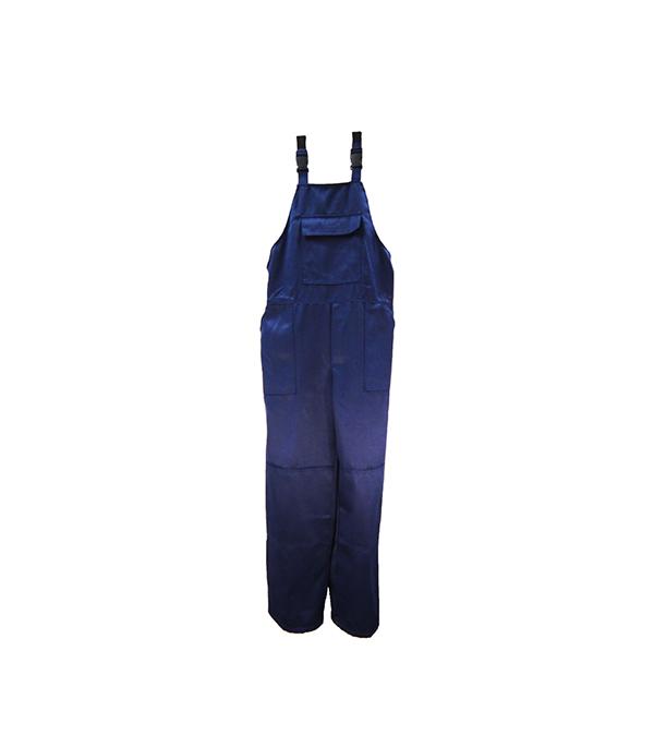 """Полукомбинезон темно-синий """"Мастер"""", размер 60-62 (120-124), рост 170-176"""